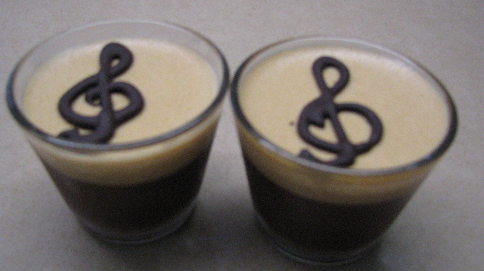 coffee ice cream with warm chocolate sauce brownie ice cream with hot ...