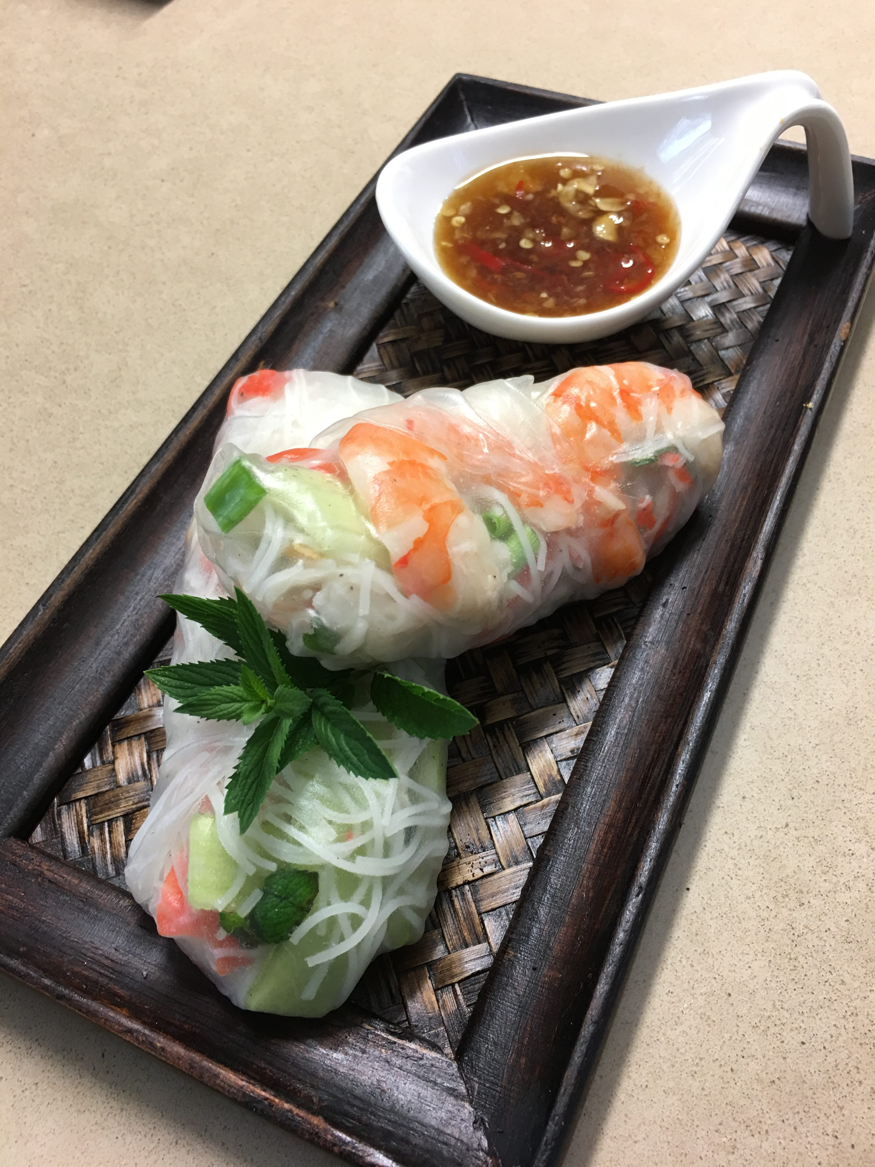 Asian rice wrap recipe ideal answer