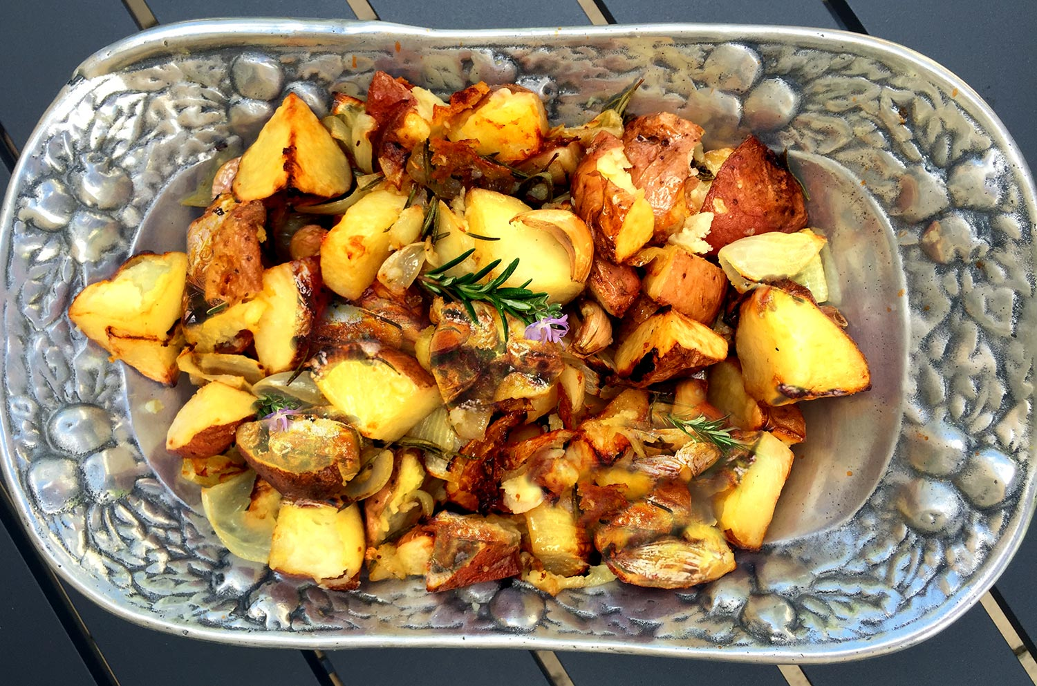 Balsamic Roast Potatoes