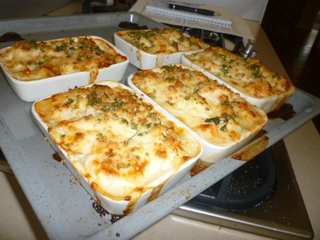 Recipes seafood mornay seafood mornay forumfinder Choice Image