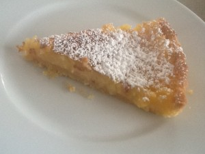 Valli's Amazing Lemon Tart