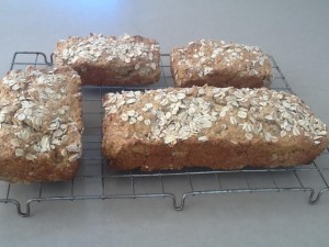 Scandinavian-style Brown Bread